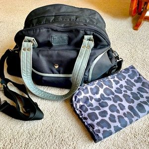 Truly Scrumptious Diaper Bag By Heidi Klum